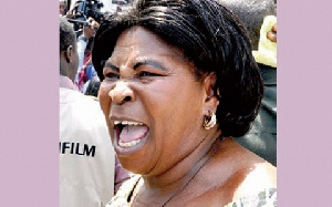 Founder and leader of Ghana Freedom Party(GFP), Akua Donkor