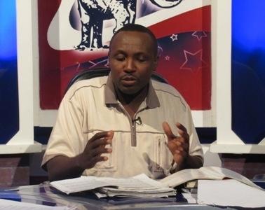 John Boadu, NPP's Acting General Secretary
