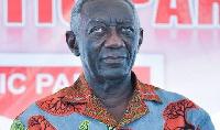 Former John Agyekum Kufour