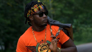 Reggae/Dancehall act Kahpun