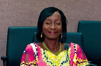 Sherry Ayittey, Minister of Fisheries