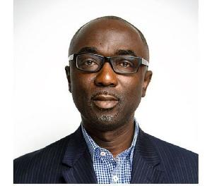Dr Akwasi Achampong, Chancellor of Baldwin University College, Ghana