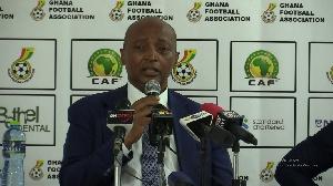 CAF President, Dr. Patrice Motsepe