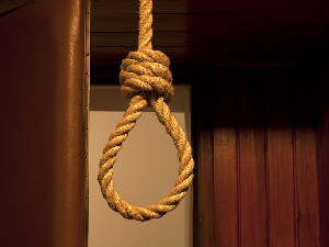 Noose Rope Hanged Suicide