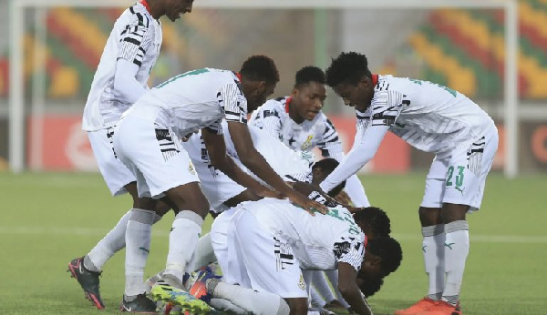 U-20 AFCON: Karim Zito cautiously optimistic on Ghana's title chances