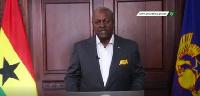 President John Mahama addresses nation ahead of elections