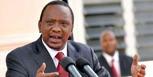 Uhuru Kenyatta Warns
