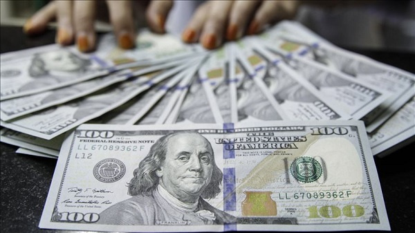 Coronavirus: U.S. dollar slides as vaccine news offsets surge in virus cases