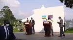 Rwandan President Paul Kagame, Congolese President signed three agreements on bilateral cooperation