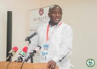 AMA boss, Mohammed Nii Adjei Sowah