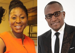 Olivia Ansah and Emmanuel Owusu Ansah via standard.co.uk