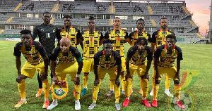 Black Stars Team 1