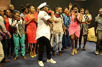 Judges of the TV3 Got Talent were treated to several performances