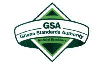 Logo of Ghana Standards Authority