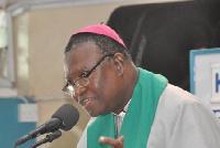 Reverend Professor Emmanuel Asante
