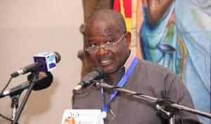 Energy analyst,  Kwame Jantuah