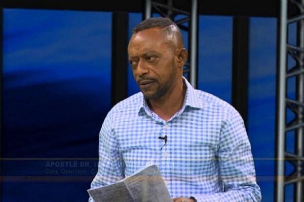 Reverend Isaac Owusu Bempah