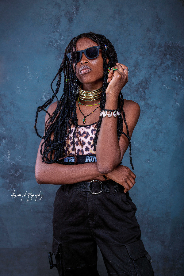 Tish won Reggae-Dancehall Song of the Year at the 2020 Eastern Music Awards