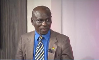 Major retired Derrick Oduro, Deputy Defence Minister