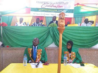 Mock Parliament staged in Tamale