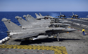 Egypt buys 30 Rafale jets from French defense