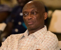 Editor-in-Chief of  New Crusading Guide, Kweku Baako