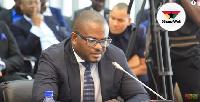 Charles Adu Boahen, Deputy Finance Minister