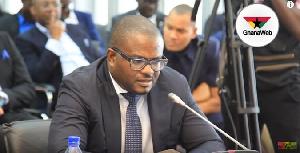 Charles Adu-Boahen, Deputy Finance Minister