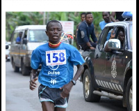 This was the third time this year that Amponsah has won a long-distance race