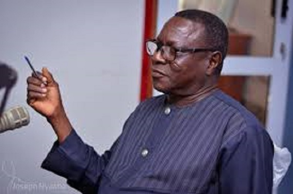 The north became NDC when Adu Boahen said give them kerosene not electricity – John Tia recalls