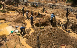 Government is set to announce the road map for the lifting of the ban on galamsey on Thursday