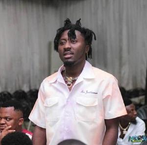 Ghanaian rapper, Amerado