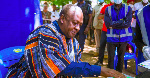 Mahama promises Ghanaians  a just and equal society
