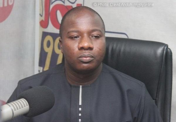 Member of Parliament for Bawku Central, Mahama Ayariga