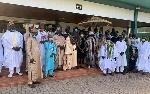 Condolences pour in over Emir of Zazzau's death, as Accra Zongo Chief signs book of condolence