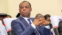 Minister of Education, Dr. Matthew Opoku Prempeh