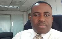 Dr Johnson Asiama, Deputy Governor of the Bank of Ghana