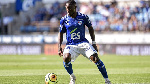 Strasbourg forward Majeed Waris relieved after first win of the season