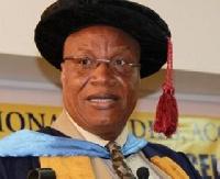 Professor Joshua Alabi, retired Vice-Chancellor of UPS