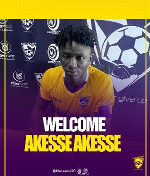 Striker Akesse Akesse