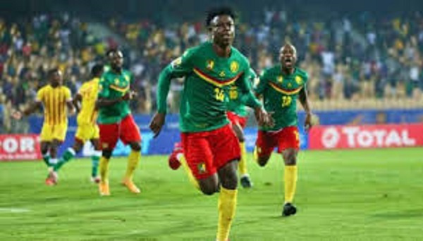 Cameroon beats Zimbabwe 1-0