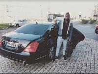 Ghana's R&B fly boy in Germany, CK Morgan