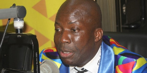 Leader of Heaven's Gate Ministry, Prophet Nicholas Osei alias 'Kumchacha