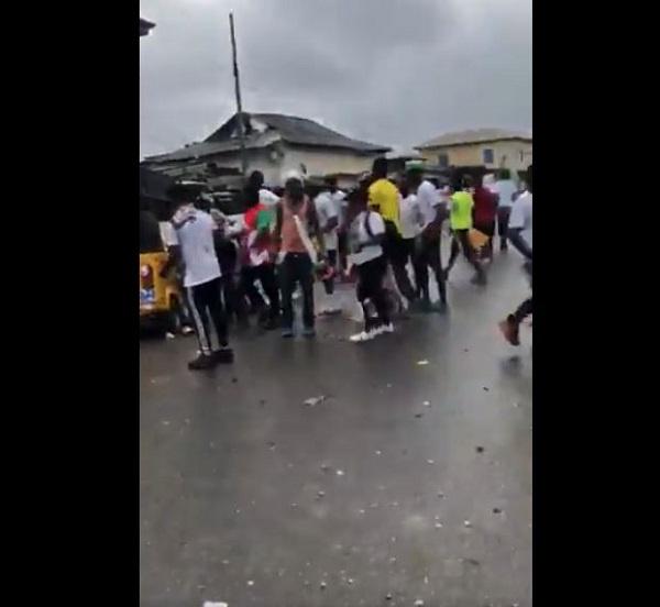 Odododiodio: 20 injured as NDC, NPP health walk turns bloody