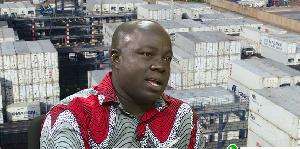 Greater Accra Regional Chairman of GUTA, David Kwadwo Amoateng