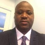 Chairman of  NDC-UK & Ireland Chapter, Alhaji Alhassan Mbalba