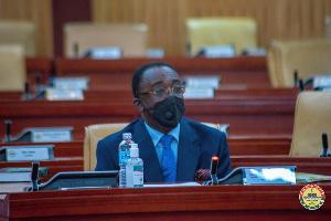 Dr Afriyie Akoto Parliament2021121213434