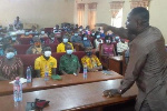 20-member forest guard inaugurated to preserve reserves in Ashanti Region