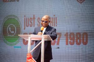 CEO of SUNU Assurances, Adeyemi Adetuwo