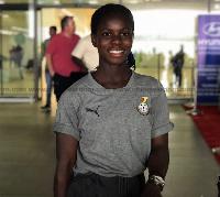 Mukarama won the golden boot at the 2018  Under-17 Women's World Cup